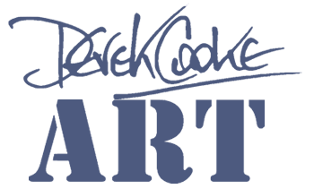 Art Prints - Derek Cooke Artist - Shepperton