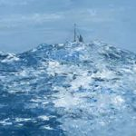 Art Print – Mid Atlantic – Swelling High Seas
