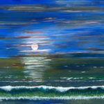 Art Prints – Moonlight Renaissance – Sea at Night