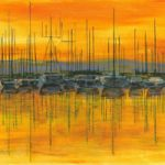 Sunset Harbour – Fine Art Prints