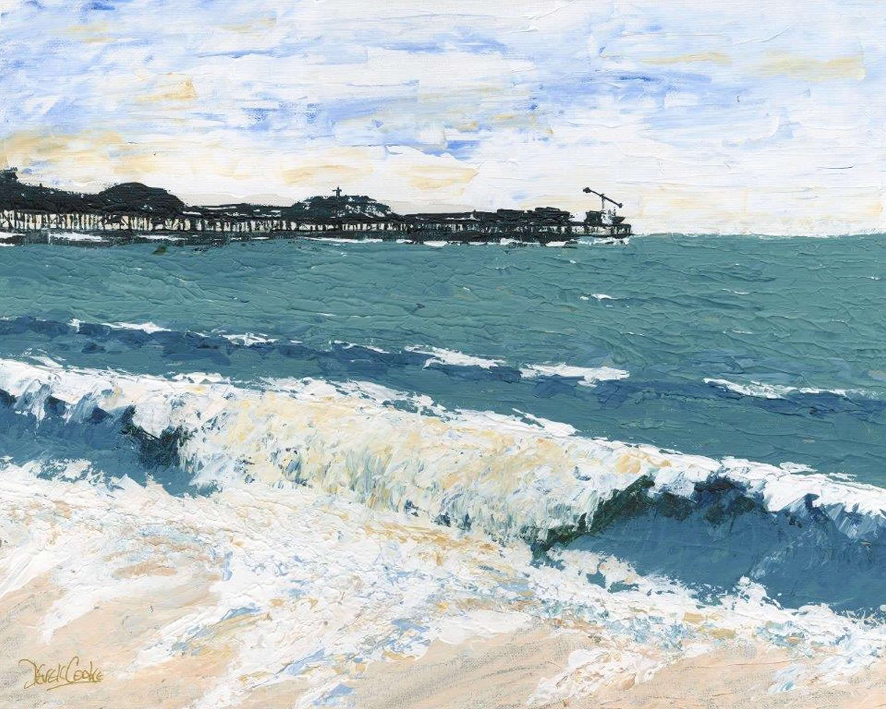 Brighton Pier - Fine Art Prints