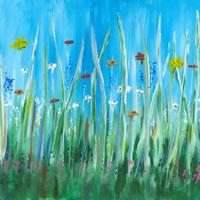 Fine Art Prints – Tiny Flowers