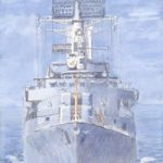 HMS Norfolk – Ship Fine Art Print