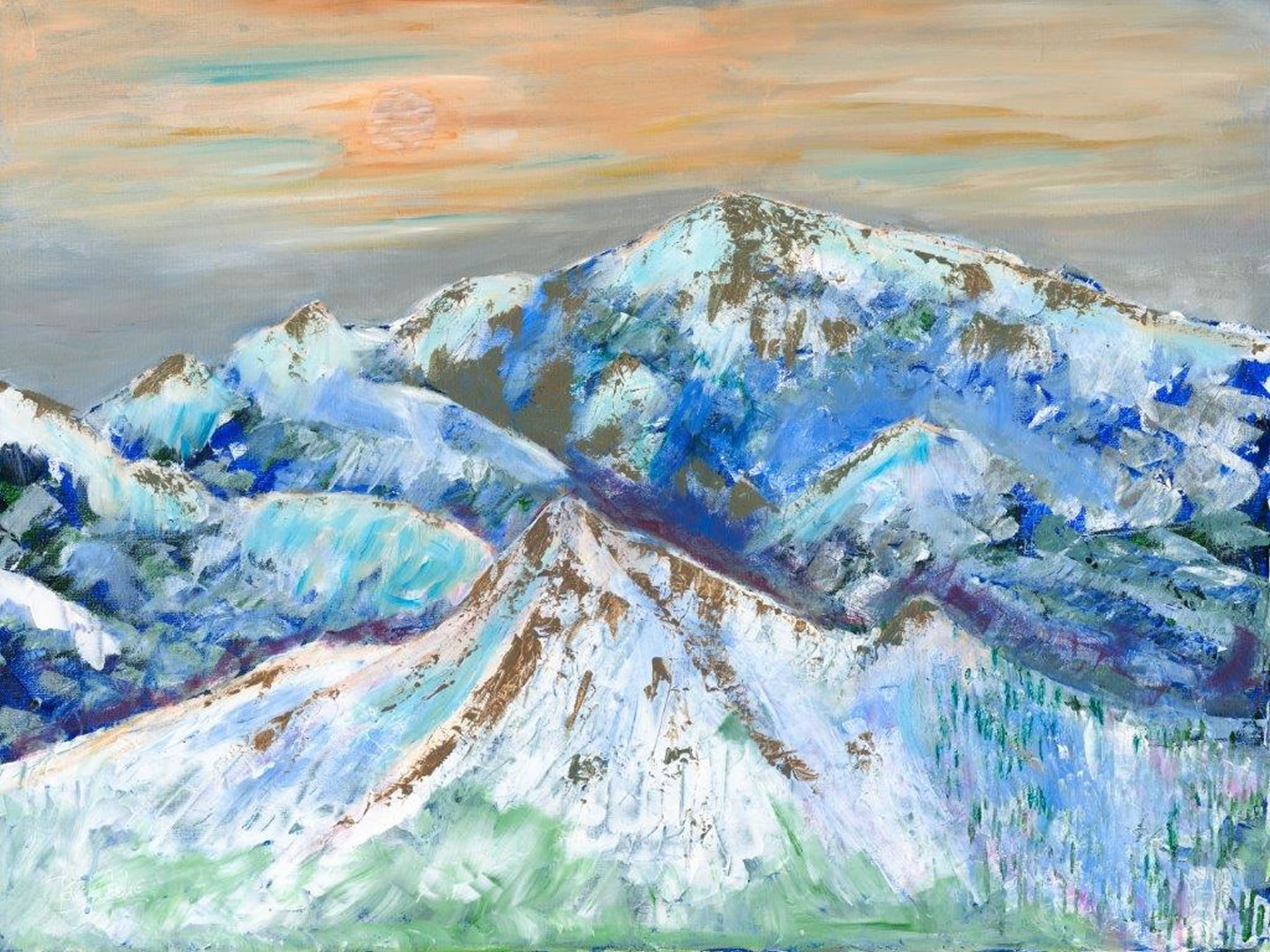 Mountains - Art Prints For Sale
